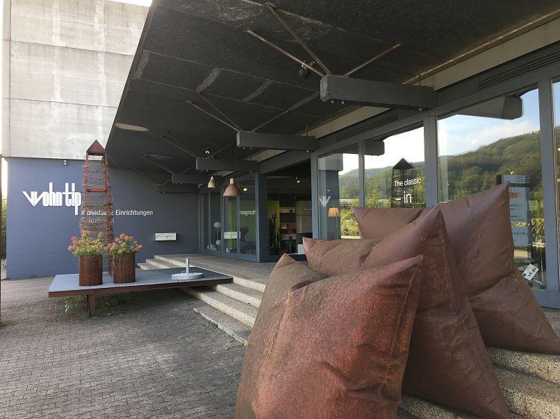 Eingang Wohntip Laden Sissach | Wohntip AG