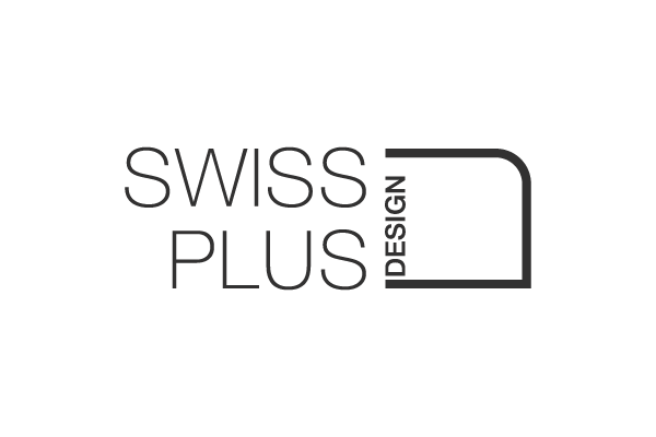 SWISS PLUS Design Logo